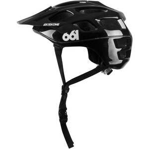 SixSixOne Recon Scout Helm black black