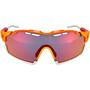 Rudy Project Cutline Brille mandarin fade coral/multilaser red