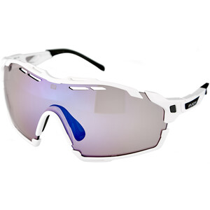 Rudy Project Cutline Brille white gloss/impactX 2 laser purple white gloss/impactX 2 laser purple