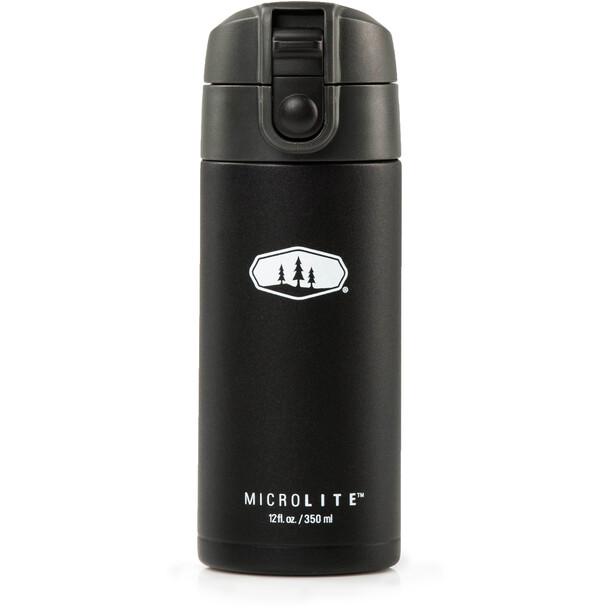 GSI Microlite 350 Flip Vakuum Flasche schwarz