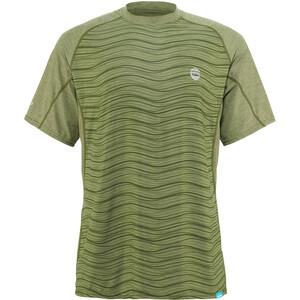 NRS H2Core Silkweight Short-Sleeve Shirt Men olive olive