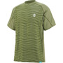 NRS H2Core Silkweight Short-Sleeve Shirt Men olive