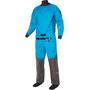NRS Explrr Paddling Suit marine blue