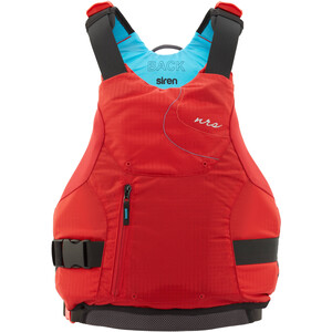 NRS Siren Personal Flotation Device Women red red