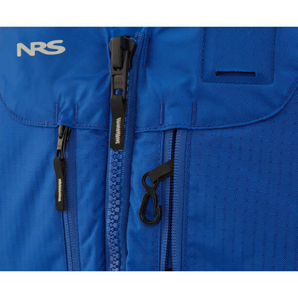 NRS Clearwater Mesh Back Personal Flotation Device blue