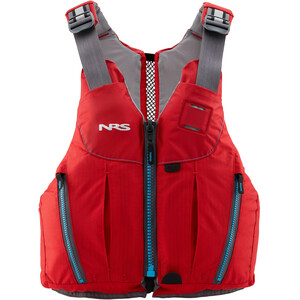 NRS Oso Personal Flotation Device red red
