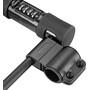 ABUS Ultra Combo 410C/170HB230 SH34 U-lås Svart