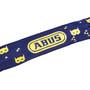 ABUS Tresor 1385/75 Antivol, bleu/jaune