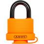 ABUS 70AL/45 B/DFNLI Vorhängeschloss orange