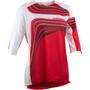 Race Face Khyber 3/4 Sleeve Jersey Women rouge