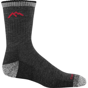 DARN TOUGH VERMONT Hiker Micro Crew Cushion Socks Men svart svart