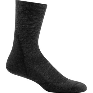 DARN TOUGH VERMONT Light Hiker Micro Crew Light Cushion Socks Men svart svart