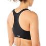 Icebreaker Anatomica Seamless Sport BH Damen black
