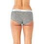 Icebreaker Sprite Hotpants Damen metro heather