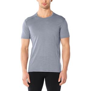 Icebreaker Amplify Kurzarm Rundhals T-Shirt Herren mineral heather mineral heather