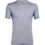 Icebreaker Amplify Kurzarm Rundhals T-Shirt Herren mineral heather