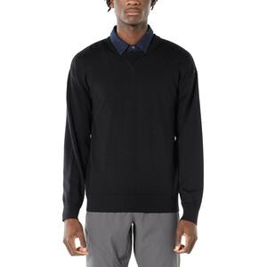 Icebreaker Nova Sweater Sweatshirt Herren black black