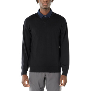 Icebreaker Nova Sweater Sweatshirt Men, black black