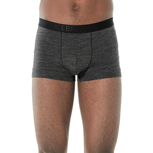 Icebreaker Anatomica Cool-Lite Trunks Herren black heather black heather
