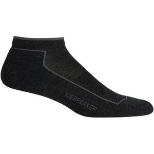 Icebreaker Hike Cool-Lite Low Cut Socken Herren grau grau