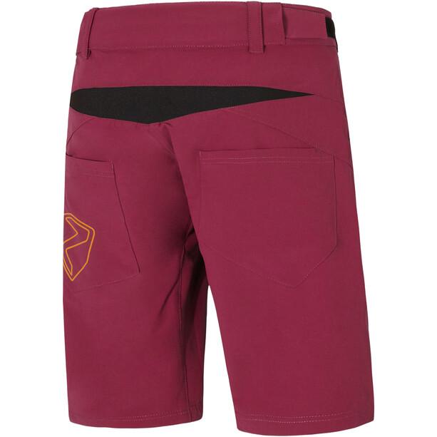 Ziener Nischia X-Function Shorts Damen cassis