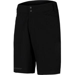 Ziener Niw X-Function Shorts Herren black black