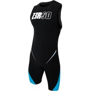 Z3R0D Elite Traje Triatlón Hombre, negro/Multicolor negro/Multicolor