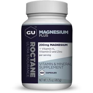 GU Energy Roctane Ultra Endurance Magnesium Plus Kapseln 60 Stück