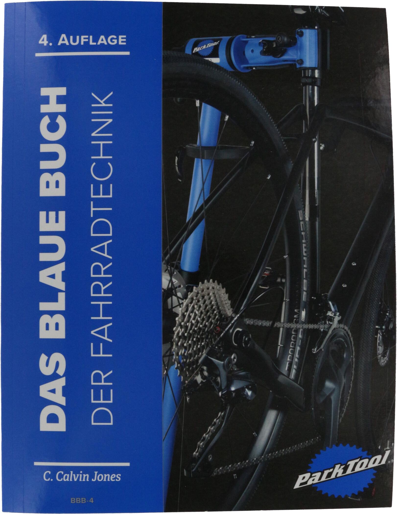 Park Tool BBB 4 Das Blaue Buch der Fahrradtechnik Deutsch