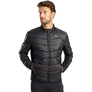 saucony Snowdrift Jacket Men black black