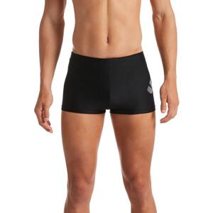 Nike Swim Tilt Sqaure Leg Shorts Herren black black