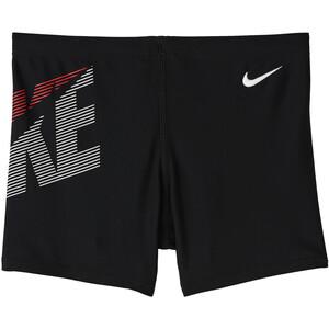 Nike Swim Tilt Sqaure Leg Shorts Jungen black black