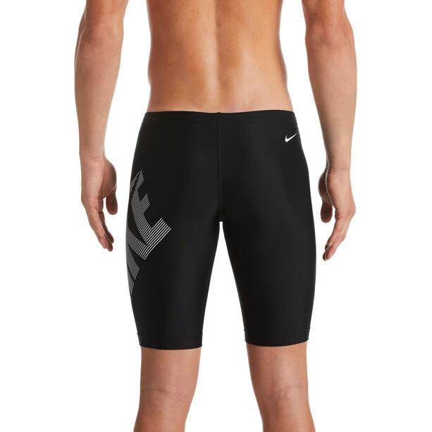 Nike Swim Tilt Jammer Herren black
