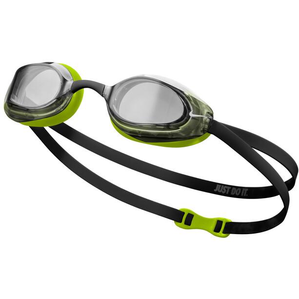 Nike Swim Vapor Goggles clear