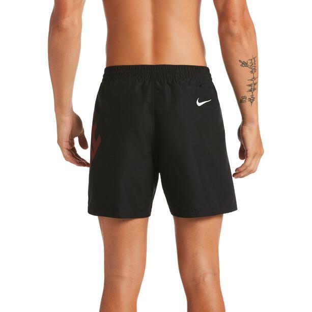 """Nike Swim Tilt Breaker 5"""" Volley Shorts Herren black"""