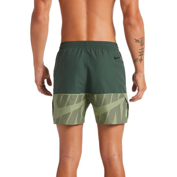 "Nike Swim Tilt Split Breaker 5"" Volley Shorts Herren galactic jade"