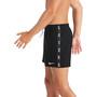 "Nike Swim Logo Tape Racer 5"" Volley Shorts Herren schwarz"