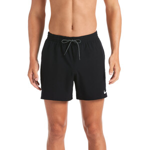 "Nike Swim Logo Tape Racer 5"" Volley Shorts Herren black black"
