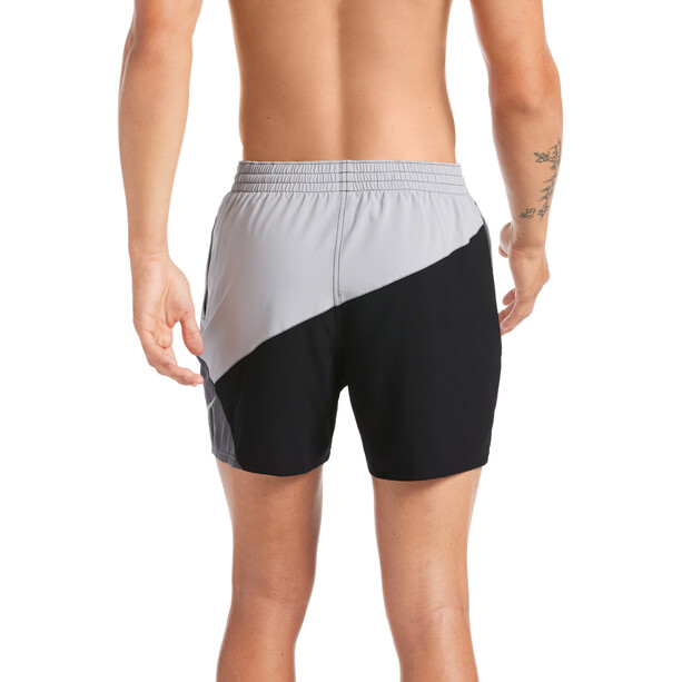 "Nike Swim Logo Jackknife 5"" Volley Shorts Herren lt smoke grey"