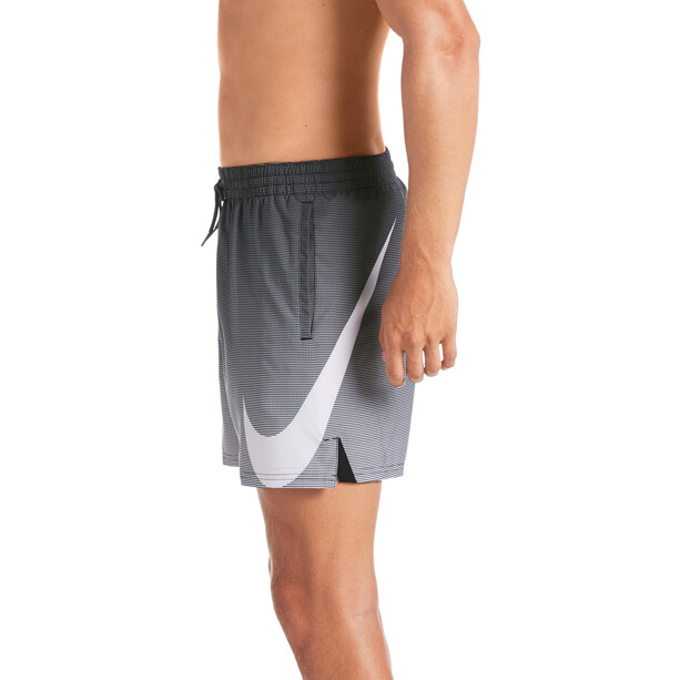 "Nike Swim Colour Fade Vital 5"" Volley Shorts Herren black"