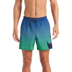 "Nike Swim Colour Fade Vital 5"" Volley Shorts Herren midnight navy midnight navy"
