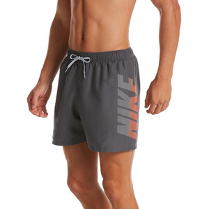 "Nike Swim Rift Breaker 5"" Volley Shorts Herren iron grey iron grey"