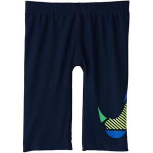 Nike Swim Mash Up Jammer Jungen midnight navy midnight navy