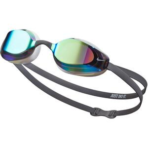 Nike Swim Vapor Mirror Lunettes de protection, gris gris