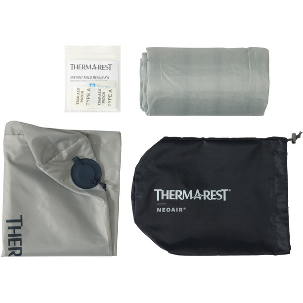 Therm-a-Rest NeoAir Topo Mat Regular Wide ether wave