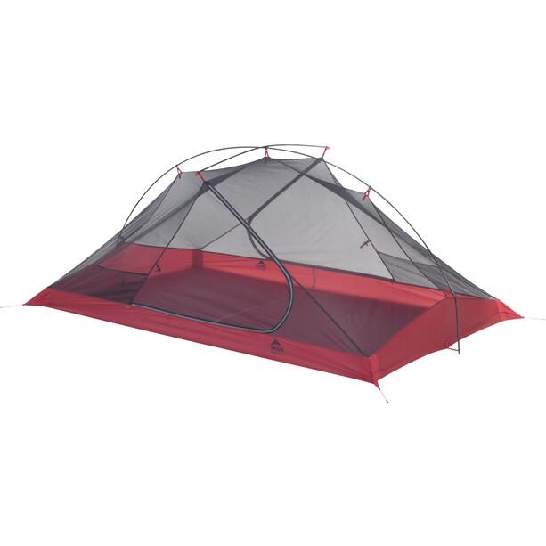 MSR Carbon Reflex 2 V5 Tent grön