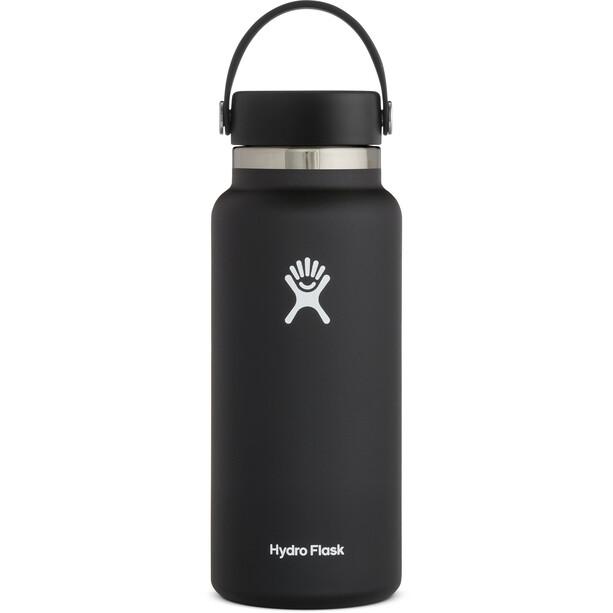 Hydro Flask Wide Mouth Bottle 946ml svart
