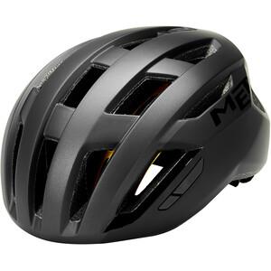 MET Vinci MIPS Helm, zwart zwart