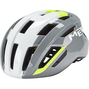 MET Vinci MIPS Helm, grijs grijs