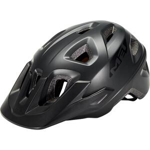 MET Echo MIPS Helm schwarz schwarz